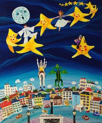 Le vagabond des étoiles