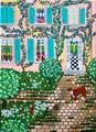 La maison aux rosiers